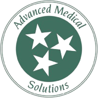 Advanced Medical Solutions logo